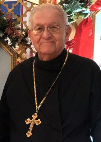 Very Reverend Mitred Archpriest Eugene P. Pianovich